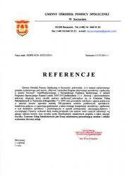 GOPS_Szczucin_referencje_dla_CUS_Tarnow
