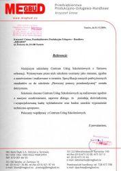 MEGABUD_tarnow_referencje_dla_CUS_Tarnow