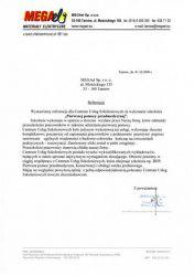 MEGAel_Tarnow_referencje_dla_CUS_Tarnow