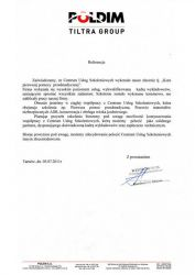 POLDIM_Tarnow_referencje_dla_CUS_Tarnow